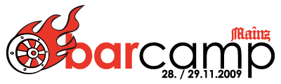 Logo BarCamp Mainz