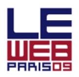 Logo LeWeb Paris 09