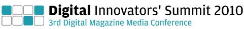 Logo Digital Innovators' Summit