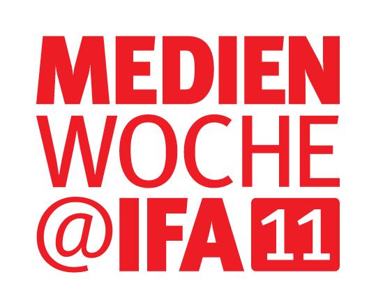 medienwoche@IFA 2011 Logo