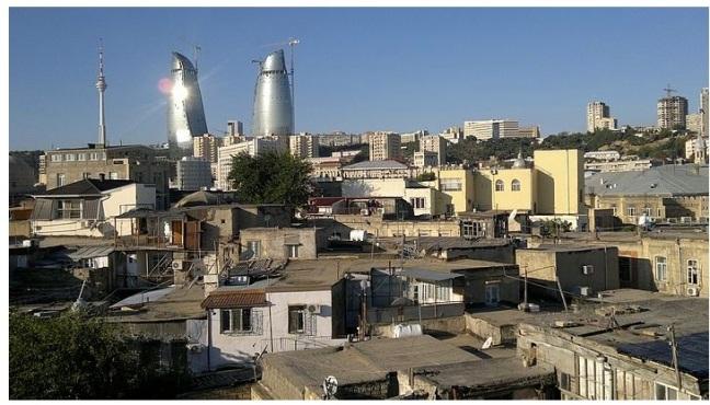 Baku vor ESC12