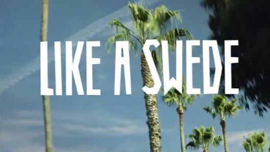 TCO Schweden Kampagne 2014 LikeASwede Video